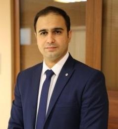 تصویر امیر آذرباد - وکیل پایه یک دادگستری